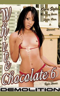 White Chocolate #6 DVD