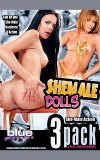 Shemale Dolls (3 DVD Box Set)