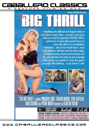 The Big Thrill DVD