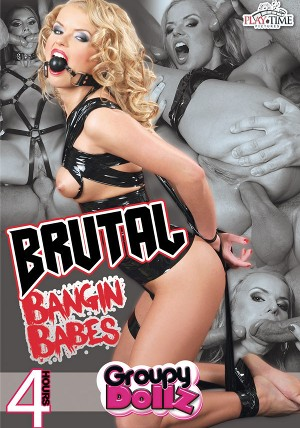 Brutal Bangin Babes XXX DVD. Mouseover Image to View Back Cover