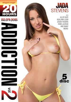 Blowjob Addiction #2 (5 Disc Set) DVD