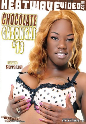 Chocolate Gazongas #13 XXX DVD. Mouseover Image to View Back Cover