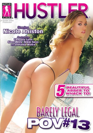 Barely Legal POV #13 DVD