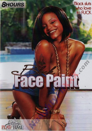 Black Face Paint DVD