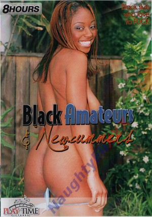 Black Amateurs&Newcummers DVD