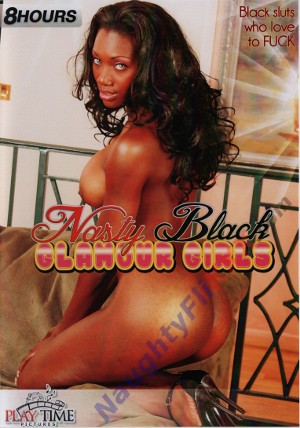 Nasty Black Glamour Girls DVD