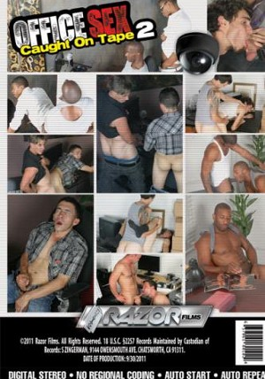 Office Sex Caught On Tape #2 XXX DVD. Mouseover Image to View Back Cover