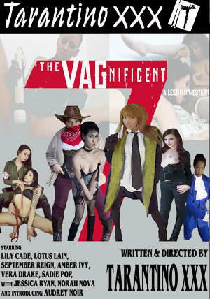 The Vagnificent 7: A Lesbian Western DVD