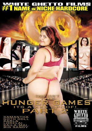 This Isn't The Hunger Games... It's A XXX Spoof! #2 DVD