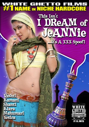 This Isn't I Dream Of Jeannie... It's A XXX Spoof! DVD