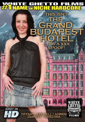 This Isn't The Grand Budapest Hotel... It's A XXX Spoof! DVD